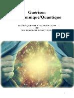 Guérison Médiumnique Quantique Deanna Minich 2020 04 08 Fini 08h52