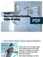 NON STORE,ONLINE RETAILING