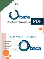 BADA Operating System