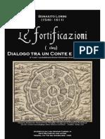 LORINI Bonaiuto. An excerpt from Le fortificazioni, Venice 1609