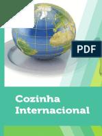 Cozinha Internacional Livro Completo