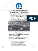 jeep install remote start