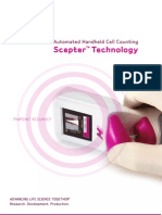 Automated Handheld Cell Counting - Scepter Technology - EMD Millipore