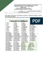 Gabarito italiano