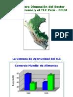 Impacto TLC-sector Agricola