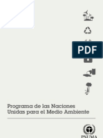 UNEP Factsheets Overview (Spanish)