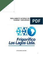 Riohs Frigorifico de Los Lagos Ltda