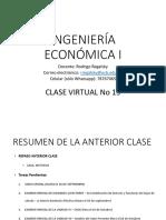 13.-_INGENIERIA_ECONOMICA_I_-_DECIMA_QUINTA_CLASE_VIRTUAL_-_VALOR_PRESENTE_O_VALOR_ACTUAL