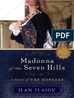 Madonna of the Seven Hills by Jean Plaidy - Excerpt