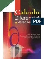 Vázquez, Fernández y Vegas_Cálculo Diferencial de Varias Variables