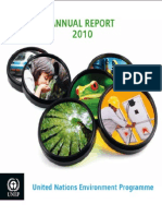 UNEP 2010 Annual Report (English)