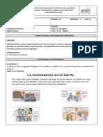 SOCIALES - GUÍA 4  Agosto 25