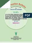 ICAR UG Bulletin 2011 12