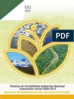 8. Sistema de Contabilidad Ambiental y Económico Del Ecuador (1)