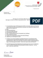 Landtagsanfrage & Antwort zu Geld der Bezirksgemeinschaften Sozialhilfe-Wohngeld
