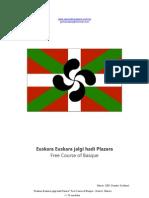 Course of Basque 2009