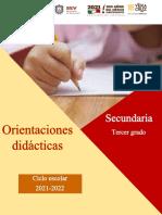3o Guía didáctica