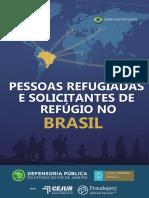 Cartilha Refugiados Defensoria Pública RJ 2018