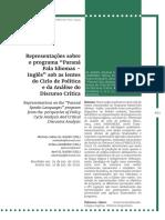 Representações Fala Paraná