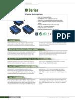 NPort_5100_Series especificaçoes