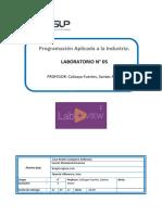 Lab 05 - Labview