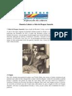Monteiro Lobato e o Sítio do Picapau Amarelo