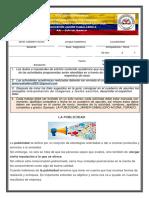 Hontanares guía La publicidad castellano 7º