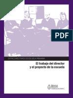 Cuadernillo 4.Directores.proyecto de La Escuela