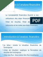 Introduction à la gestion financière