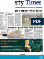 Hereford Property Times 31/03/2011