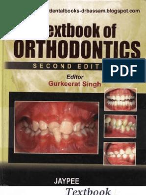 Orthodontics-Gurkeerat Singh,2nd edition   Orthodontics
