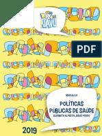 Políticas públicas em saúde