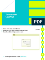 Credweb - Sistema e Regra de Análise