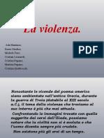 la violenza2