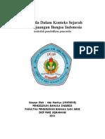 Copy of Pancasila Dalam Konteks Sejarah Perjuangan Bangsa Indonesia