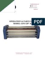 Heatpress owners Manual