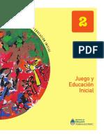 Silvia Laffranconi (Coord.) Patricia Sarlé (Autora). (2011) Temas de Educación Inicial.