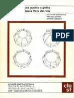 Rappresentazione analitica e grafica della cupola di Santa Maria del Fiore