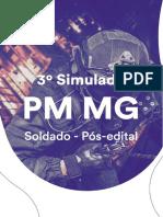 Sem Comentario Pm Mg Soldado Pos Edital 18 07ok
