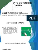 Fundamentos Tecnicos Del Tenis