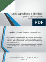 Livro capitalismo e liberdade