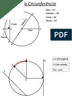 Circunferência e Círculo II