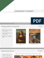 apresentação expressionismo