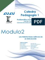 Modulo 2 Pedagogia - 2020