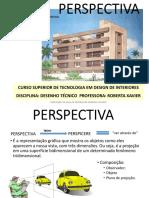 2- Aula 11- Introdução a Perspectiva Isométrica Em Desenho Técnico - 2021.1 - Semana 6