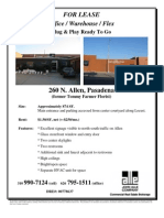 260 N. Allen Street, Pasadena | for Lease