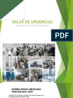 SALAS DE URGENCIAS- EMOS