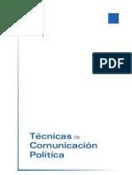 Tecnicas Comunicación Política