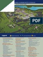 Brookdale Lincroft Campus Map