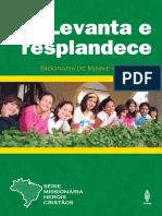LEVANTA E RESPLANDECE 2017